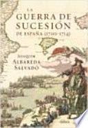 Libro de La Guerra De Sucesión De España (1700 1714)