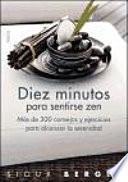 Libro de Diez Minutos Para Sentirse Zen