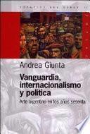 Libro de Vanguardia, Internacionalismo Y Política