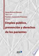 Libro de Empleo Público, Prevención Y Derechos De Los Pacientes