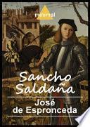 Libro de Sancho Saldaña