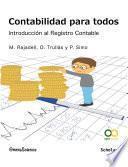 Libro de Contabilidad Para Todos: Introducción Al Registro Contable