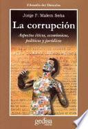 Libro de La Corrupción