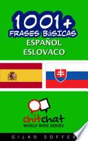 Libro de 1001+ Frases Básicas Español   Eslovaco