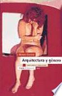 Libro de Arquitectura Y Género