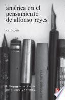 Libro de América En El Pensamiento De Alfonso Reyes