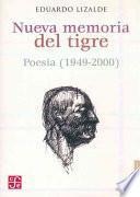 Libro de Nueva Memoria Del Tigre