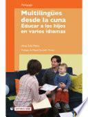 Libro de Multilingües Desde La Cuna