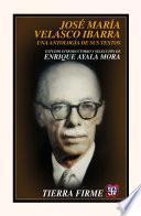 Libro de José María Velasco Ibarra