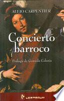 Libro de Concierto Barroco