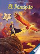 Libro de El Principito, 2. El Planeta Del Pájaro De Fuego