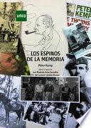 Libro de Los Espinos De La Memoria