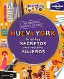 Libro de Mi Primera Lonely Planet Nueva York