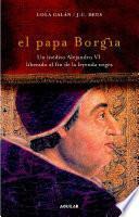 Libro de El Papa Borgia