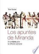 Libro de Los Apuntes De Miranda