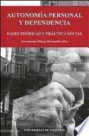 Libro de Autonomía Personal Y Dependencia