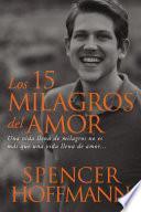 Libro de Los 15 Milagros Del Amor