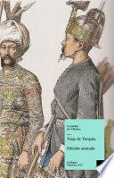 Libro de Viaje De Turquía