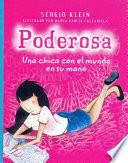 Libro de Poderosa, Una Chica Con El Mundo En Su Mano