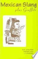 Libro de Mexican Slang Plus Graffiti