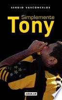 Libro de Simplemente Tony