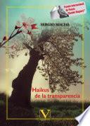 Libro de Haikus De La Transparencia