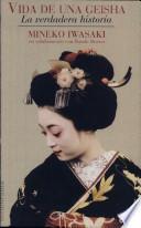 Libro de Vida De Una Geisha