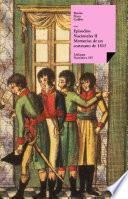 Libro de Memorias De Un Cortesano De 1815. Episodios Nacionales