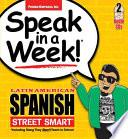 Libro de Speak In A Week Latin American Spanish Street Smart