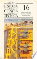 Libro de Minería Y Metalurgia En La Edad Moderna