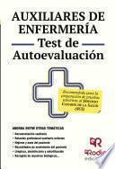 Libro de Auxiliares De Enfermería. Test De Autoevaluación. Servicio Canario De Salud