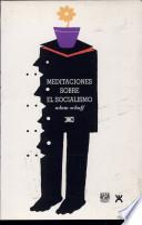 Libro de Meditaciones Sobre El Socialismo