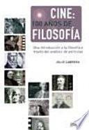 Libro de Cine, 100 Años De Filosofía