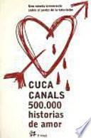 Libro de 500.000 Historias De Amor