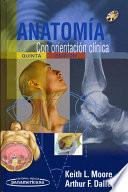 Libro de Anatomía Con Orientación Clínica