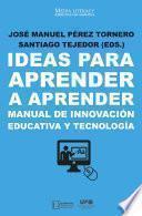 Libro de Ideas Para Aprender A Aprender