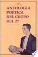 Libro de Antología Poética Del Grupo Del 27