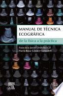 Libro de Manual De Técnica Ecográfica + Studentconsult En Español
