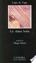 Libro de La Dama Boba