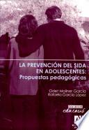 Libro de La Prevención Del Sida En Adolescentes