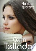 Libro de No Debo Quererte (romance)