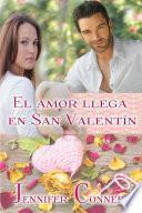 Libro de El Amor Llega En San Valentín