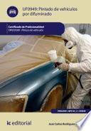 Libro de Pintado De Vehículos Por Difuminado. Tmvl0509