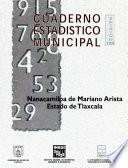 Libro de Nanacamilpa De Mariano Azuela. Cuaderno Estadístico Municipal 1998