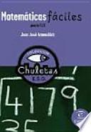 Libro de Matemáticas Fácil Para La Eso