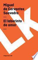 Libro de El Laberinto De Amor