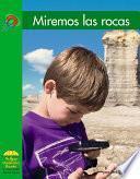 Libro de Miremos Las Rocas