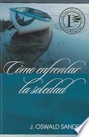 Libro de Como Enfrentar La Soledad