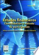 Libro de Estados Financieros Consolidación Y Métodos De Participación