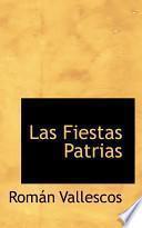 Libro de Las Fiestas Patrias
